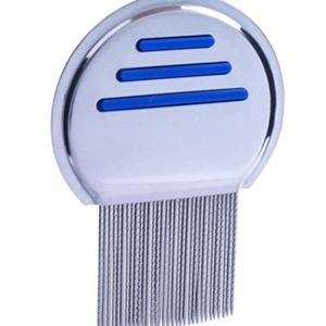1PC Stainless Steel Kids Hair Terminator Lice Comb